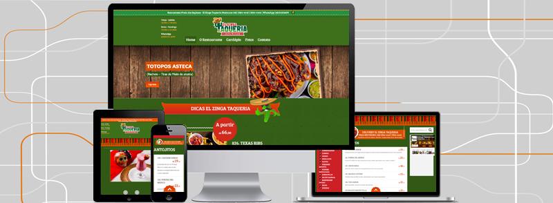criacao de site para restaurantes florianopolis