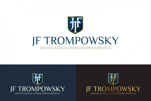 logotipo jf trompowski