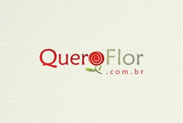 logomarca floricultura