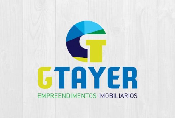 logomarca gtayer empreendimentos imobiliarios florianopolis