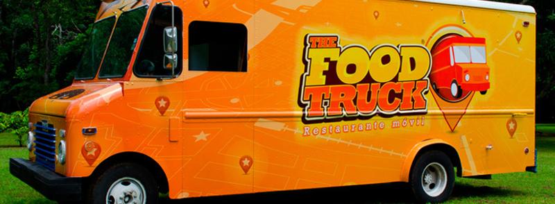 Food Truck Florianópolis – Logomarca e Design